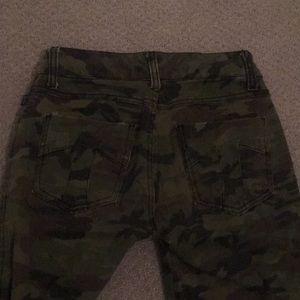 Tripp nyc Jeans - Tripp nyc camo jeans